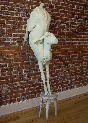 weird modern art