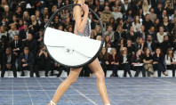 Ridiculous Spotting: Chanel's Huge Hula Hoop Beach Bag