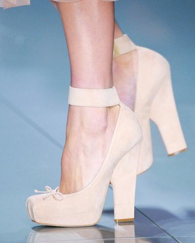Dior Ballet Heel