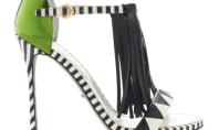 Shoe Crave: Sergio Rossi Fringe Sandal