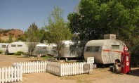 Travel Spotting: The Shady Dell Trailer Park Hotel