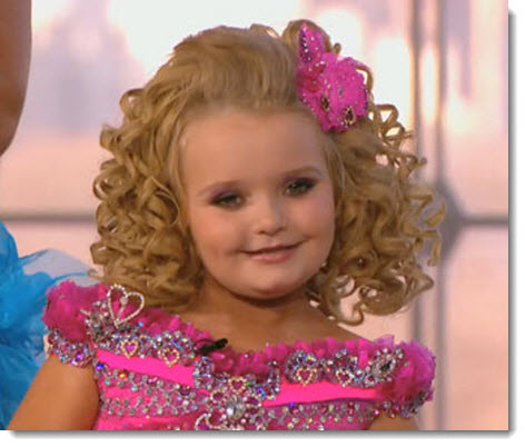 Halloween Makeup How To: Honey Boo Boo Child! | The Luxury Spot