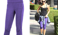 Fila's Toning Leggings Are A Hit With Celebs