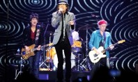Music Spotting: The Rolling Stones 50th Anniversary