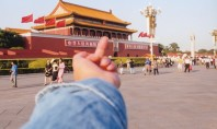 Art Spotting: Ai Wei Wei Giving Art the Middle Finger