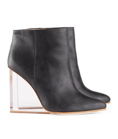 Maison Martin Margiela for H&M boots