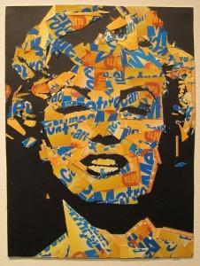 MetroCard Marilyn
