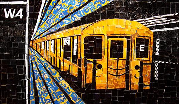Metrocard Art