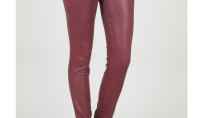 Fashion Crave: Oxblood Leather Pants