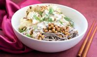 Soba bowl Miso Tahini