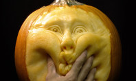 Art Spotting: Pumpkin Carvings