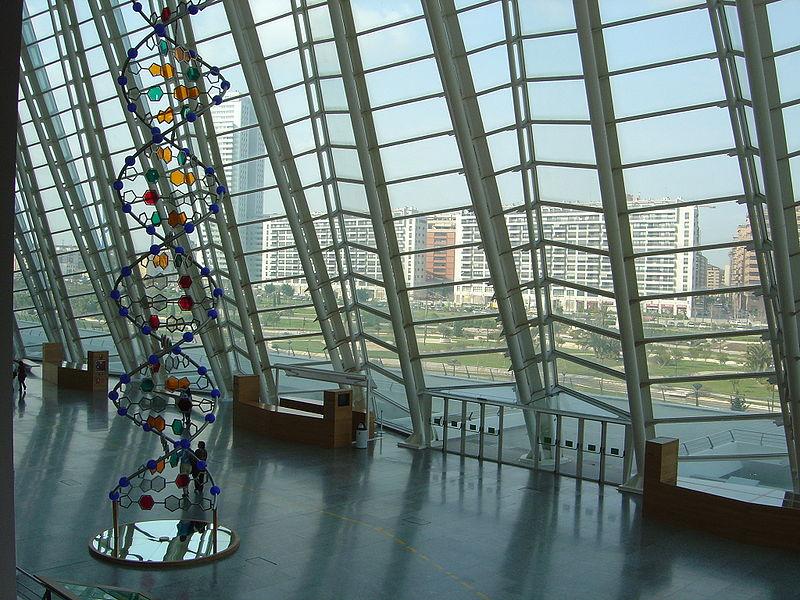 El Museu de les Ciències Príncipe Felipe