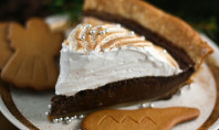 Gingerbread Pie