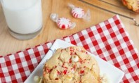 Yum Alert: Chocolate Chip Candy Cane Cookies