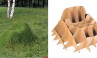 outdoor grass chair