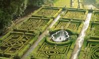 Maze Gardens, Ruspoli Castle, Italy