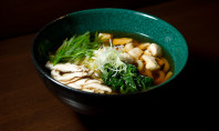Haru's Chicken Udon Soup Recipe