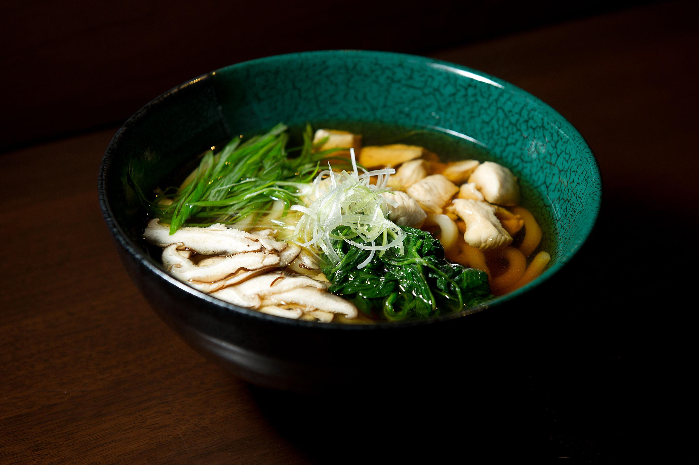 Haru's Chicken Udon Soup Recipe
