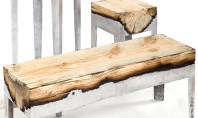 Wood casting series hilla shamia