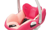 Maxi-Cosi Prezi Infant Seats Are Bright Pops of Fun