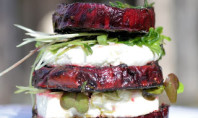 Roasted Beet & Goat Cheese