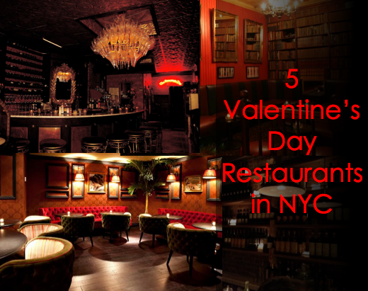 valentine's day date restaurants in nyc, Ideas
