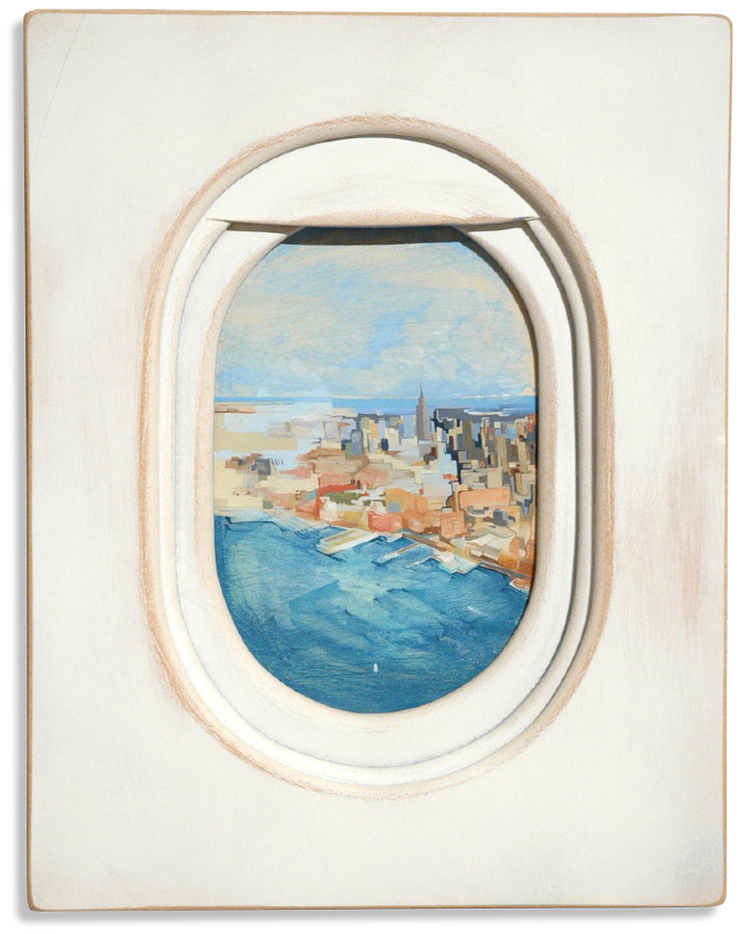 plane windows series jim darling