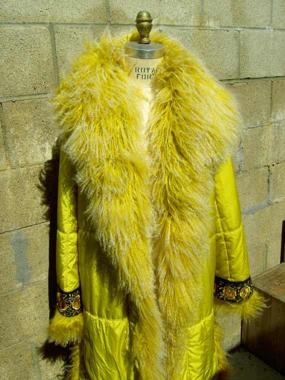 The Luxury Spot 187 Fashion Outerwear Ugly Fur Coats
