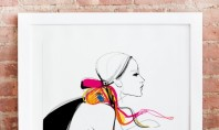 Art Spotting: Art Prints from Garance Doré