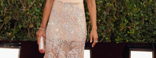 Celeb Spotting: The Best of the Golden Globes Gowns