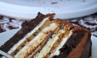 cookie brownie smores cake