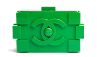 Accessories Spotting: Chanel Lego Clutch