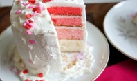 Yum Alert: The Perfect Valentine's Day Cake
