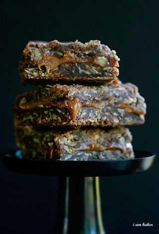 Oatmeal Brownie Milky Way Bar