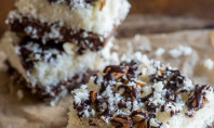 Paleo Almond Joy Bars