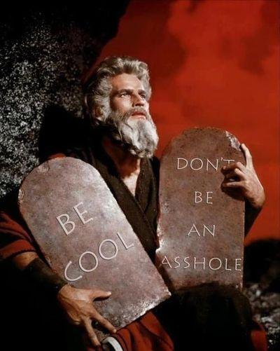 relationship commandments