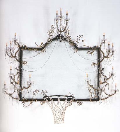 glamour basketball