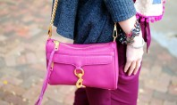 "Accessories Spotting: Rebecca Minkoff ""Mac"" Handbag"