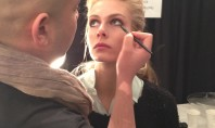 MBFW Backstage at Monika Chiang