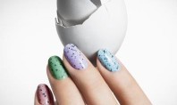 Nail Crave:  Speckled Polish