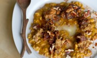 Pumpkin Pie Oatmeal Recipe
