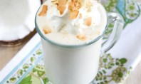 Yum Alert: Vegan Coconut Cream Pie Milkshake