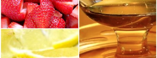 Beauty Spotting: DIY Strawberry and Honey Face Mask for Acne