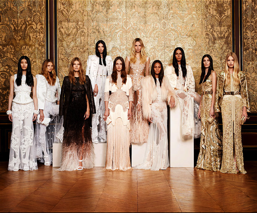 Givenchy Couture 2010