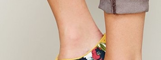Style Spotting: The Perfect Floral Print Shoe For Spring