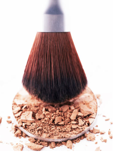 How to recycle old makeup