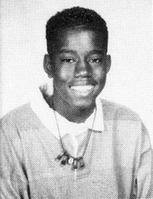 kanye west childhood photos