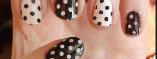 Nail Crave: Polka Dots