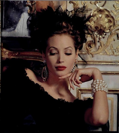 turlington for chanel 1992