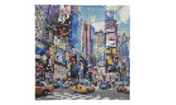 Times Square Mosaics by Ariel Erestingcol